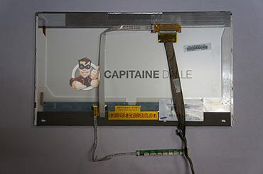 Connexion de la nappe LVDS
